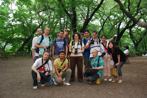 [FTPS@Inokashira Koen] The Photosession Group Shot