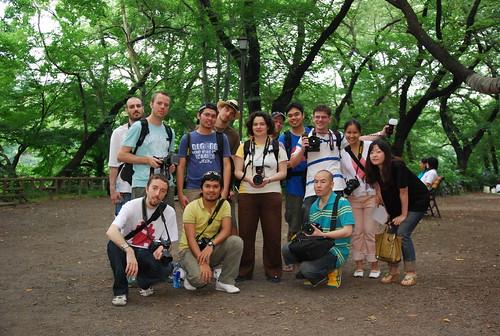 [FTPS@Inokashira Koen] The Photosession Group Shot