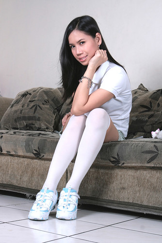 socks Asian white