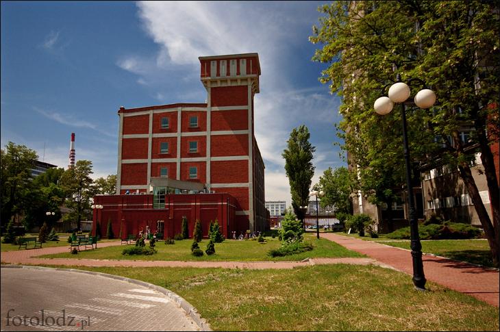 Biblioteka Główna Politechniki Łódzkiej