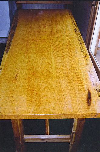 Home-made dining table (2)