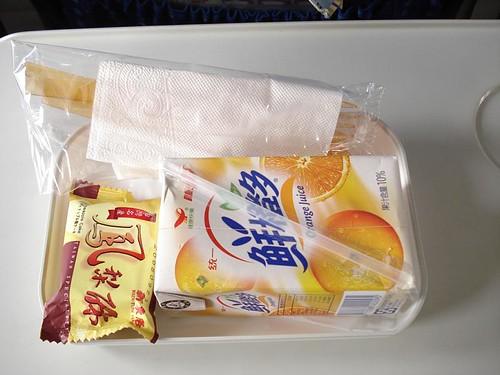 華信航空飛機餐 - 1