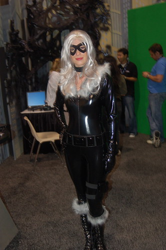 Comic Con 2008: Black Cat
