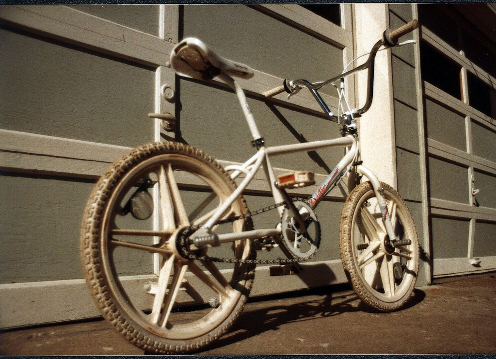 Scwhinn Predator Freeform EX 1986 (my bike from the old days)
