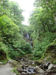 Walking the waterfall route (infoxicated) Tags: aberfoyle davidmarshalllodge