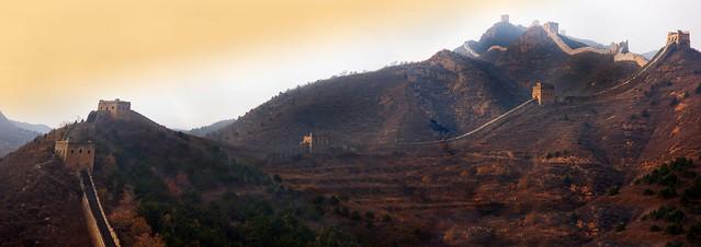 Great Wall Panorama