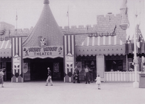 Mickey Mouse Theater 1955