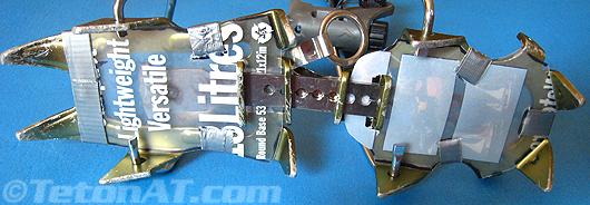DIY: Crampon Anti-bot Plates