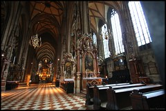 Stephansdom Interieur