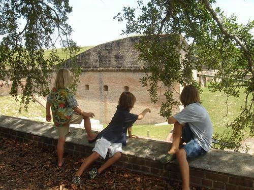 redoubt - fort
