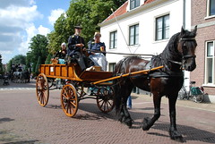 Carriages in Bloemendaal (Michiel2005) Tags: horses horse holland coach carriage nederland cart paard paarden bloemendaal carriages rijtuig rijtuigen