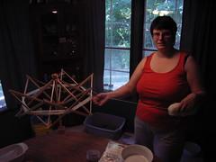 Hanking yarn