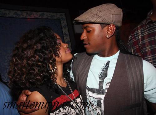 Teyana Taylor & Lloyd