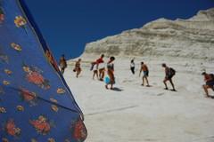 Scala dei turchi (soares_us) Tags: summer mare estate sicily roccia bianco sicilia agrigento realmonte scaladeiturchi calcare