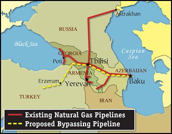 Georgia pipelines