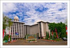 Masjid Istiqlal (T   J ) Tags: indonesia tokina jakarta soe masjid d300 istiqlal supershot golddragon teeje impressedbeauty diamondclassphotographer flickrdiamond
