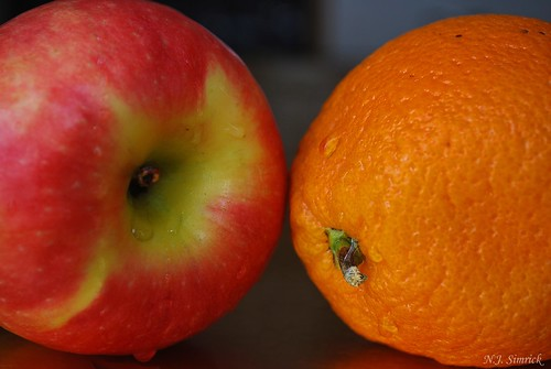 Apples & Oranges by N.J. | Photography [On a mission]