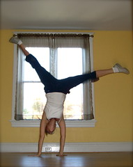 Day 062: Cartwheeling for Joy