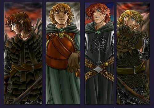 All Four by Wyna Hiros