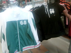 Old Navy's not-quite-Olympic hoodies (Mexico 68 and Tokyo 64)