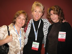 Jill Whalen, Patricia Hursh, Christine Churchill