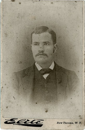 Man with tie and vest