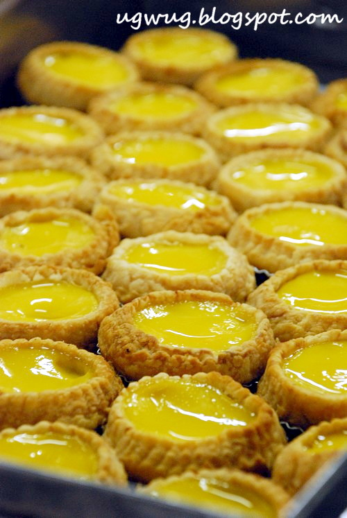 Yummy Egg Tarts
