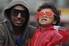 LIKE FATHER LIKE SON (AL-SHAIJY) Tags: west father adorable like son kuwait  70200 hamad q8 zaid  kanye        alshaijy kanyes