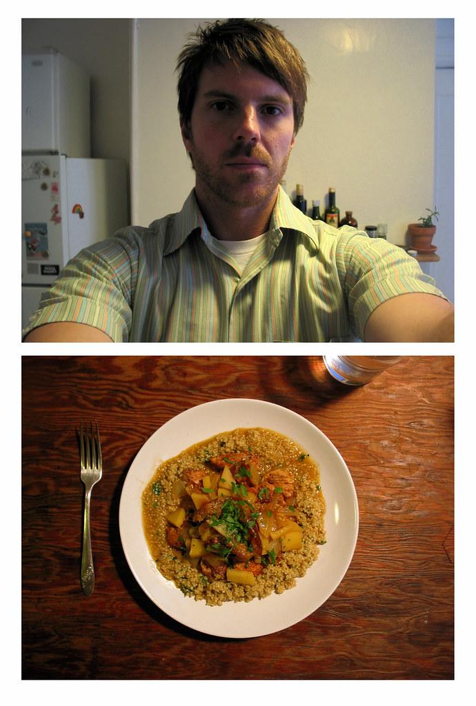 Dinner: August 30