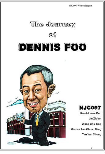 The journey of Dennis Foo