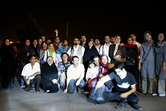 A Gathering of Iranian Flickr Members, Tehran, Iran (eshare) Tags: persian nightshot iran meeting persia gathering handheld iranian groupphoto tehran ramadan gettogether iranians teheran persians  flickrites flickerites flickies  sonyalphadslra100    sal20f28   100 sonyalpha20mmf28lens 2028 ramadan1429 upcoming:event=1065530 shutterspeed12sec diaphragmvaluef28   1387