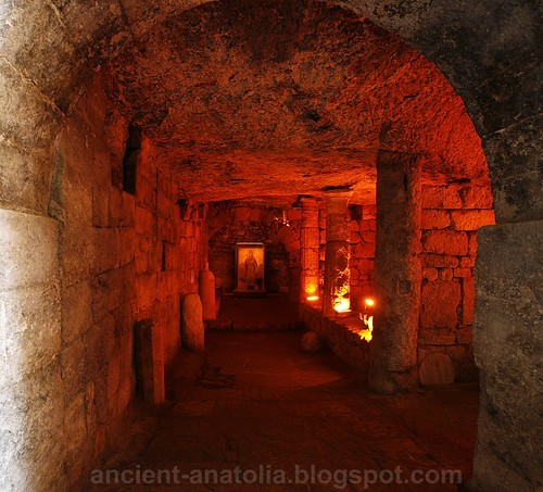 Saint Thecla Cave Church of Ancient Seleucia ad Calycadnum