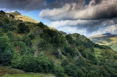 Snowdonia: Peak View (Tim Blessed) Tags: trees sky mountains nature wales clouds landscapes countryside scenery snowdonia northwales mywinners anawesomeshot aplusphoto theunforgettablepictures singlerawtonemapped excapture theperfectphotographer