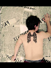 se eu fosse um anjo. (Matteus Oberst) Tags: