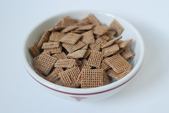 Shreddies (Triborough) Tags: nyc newyorkcity ny macro post cereal bowl nework shreddies