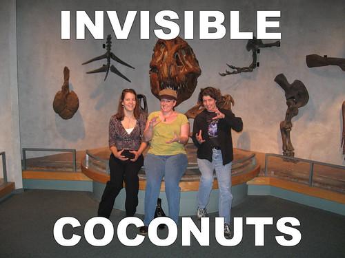 Invisible Coconuts