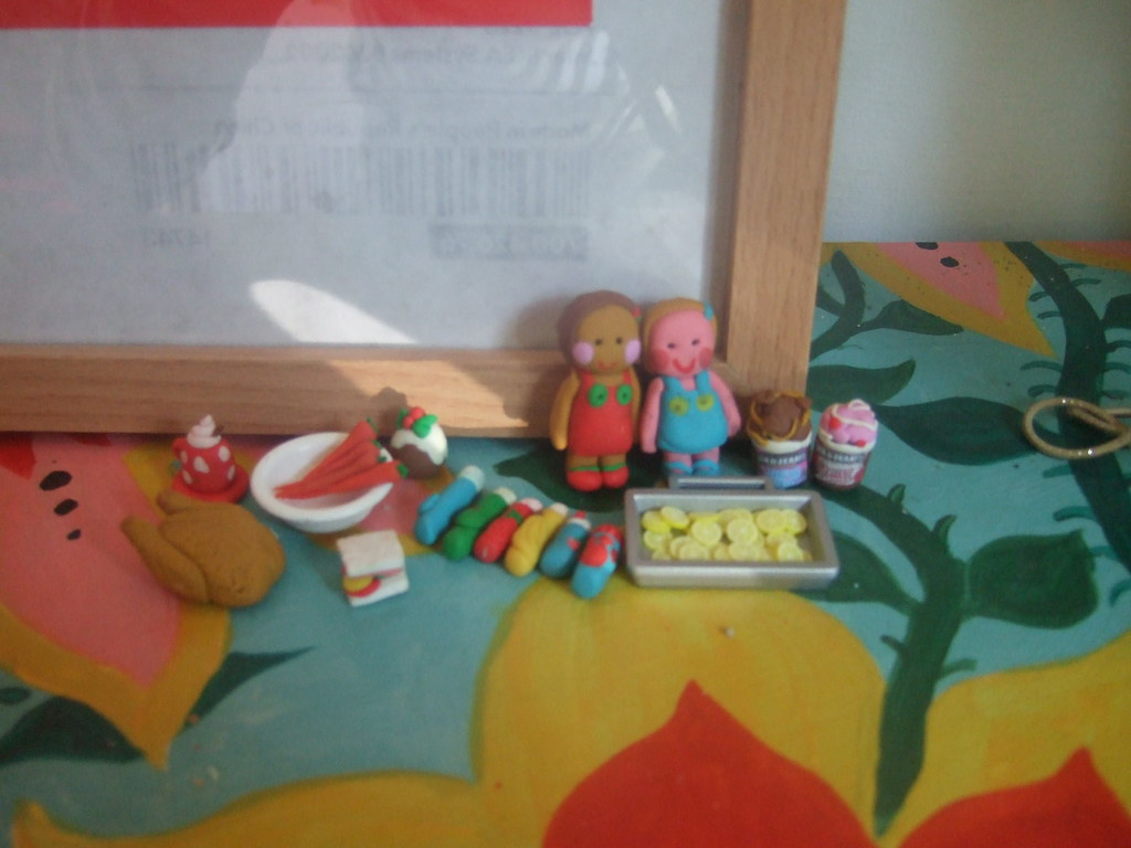 My fimo things