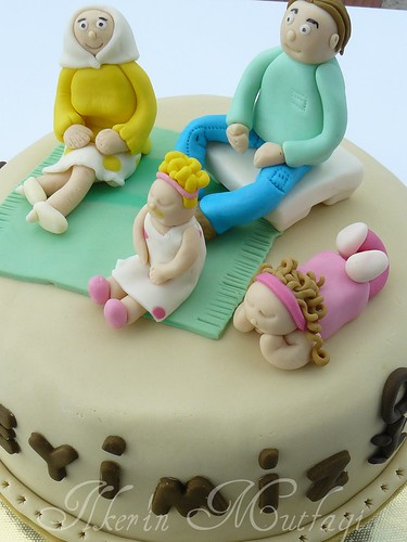 Family cake 2
