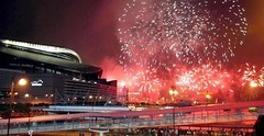 Stadium Display (EpicFireworks) Tags: colour stars fireworks firework pyro 13g epic barrage pyrotechnics