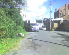 img863 (aortali1375) Tags: ny shozu truck mountvernon lyonstreet kllm rectorseal