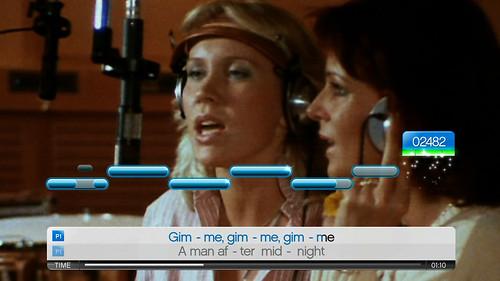 SS ABBA Gimmie Gimmie