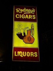 Sacramento Photowalk: Rodney's Cigars & Liquor...