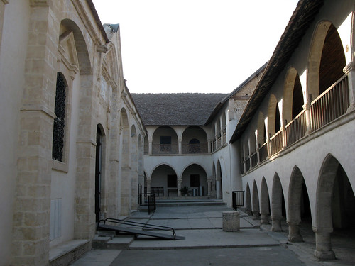 monastery of true cross