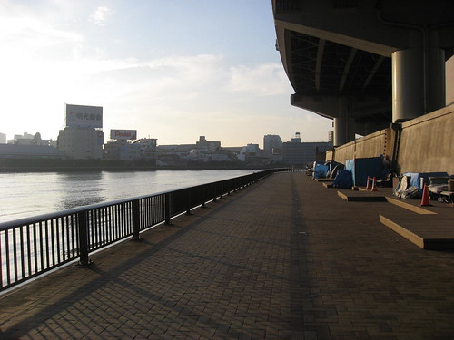 Sumida River..