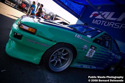 Formula D Irwindale 002