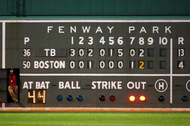 [BOSTON MASSACRE] Fenway Not So Intimidating