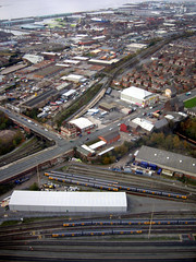 65 - Kirkdale and Bootle, 12.11.07 (Darren B. Hillman) Tags: liverpool landscape aerialview
