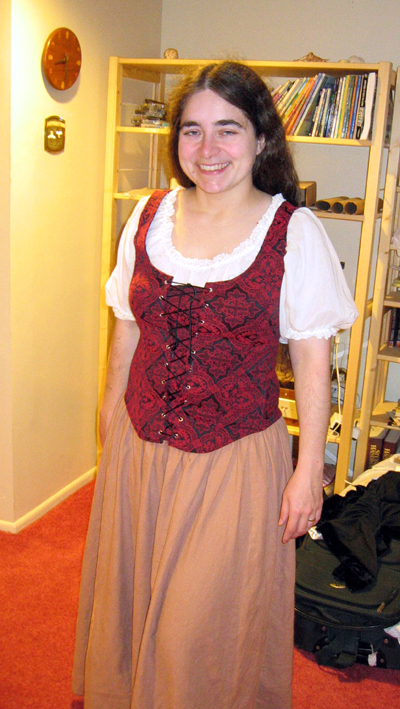 Wench Costume (Click to enlarge)