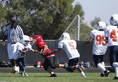 Football-Palos Verdes Est, CA: PhotoID-440358 (LocalReplay) Tags: ca cowboys football verdes palos est localreplay