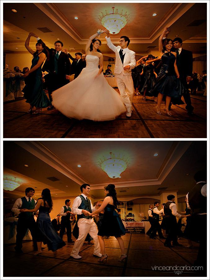 dual group dance